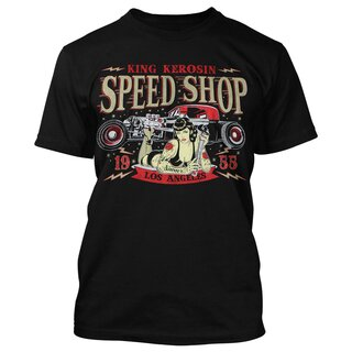 King Kerosin T-Shirt - Speed Shop