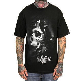 Sullen Art Collective T-Shirt - Death Machine Schwarz
