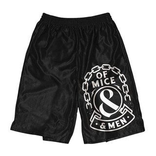 Of Mice & Men Shorts - Breakin Chains