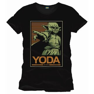 Star Wars T-Shirt - Yoda Frame