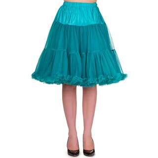 Banned Petticoat - Starlite Turquoise