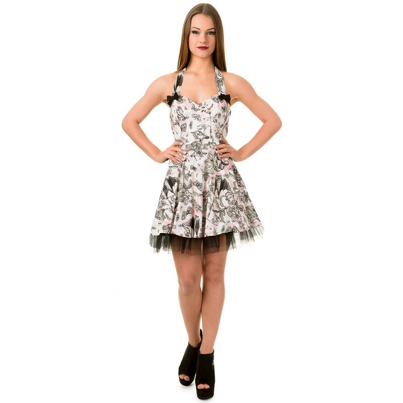 Banned Mini Dress - Untamed Garden