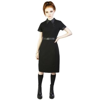 Disturbia Gothic Kleid - Temple Dress