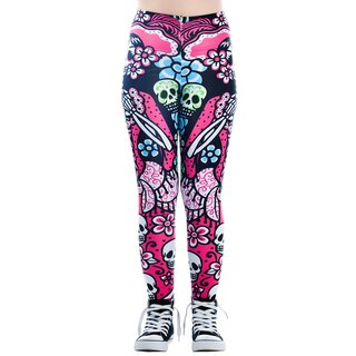 Too Fast Leggings - Muerta Flora
