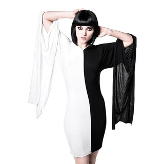 Killstar Gothic Dress - Sorcery Jinx Hood