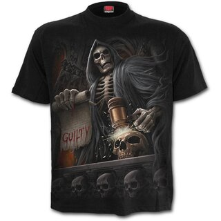 Spiral T-Shirt - Judge Reaper