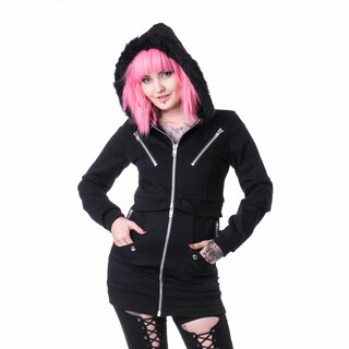 Vixxsin Separable Crop Jacket - Remist