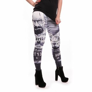 Heartless Leggings - Meth Lab L