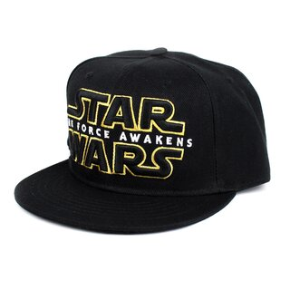 Star Wars Snapback Cap - The Force Awakens
