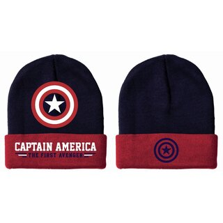 Captain America Beanie - The First Avenger