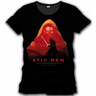 Star Wars T-Shirt - Kylo Post First Order