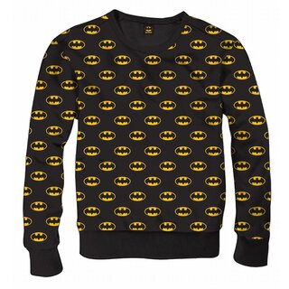 Batman Ladies Jumper - Bat Signal