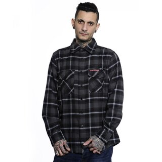 Rednek by Toxico Shirt - Lumberjack Grey