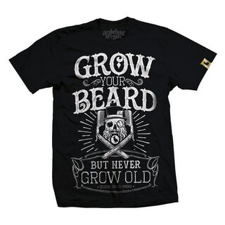 Archetype Apparel T-Shirt - Grow A Beard