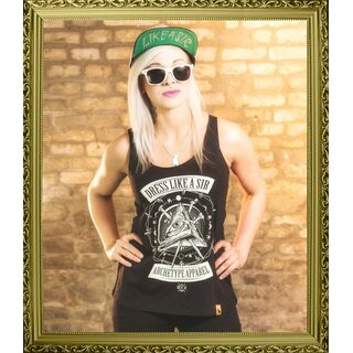 Archetype Apparel Ladies Tank Top - All Seeing Eye