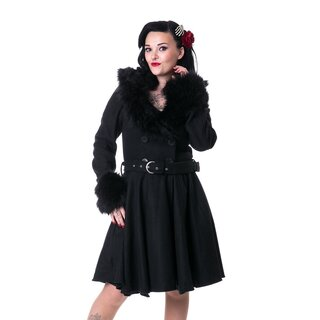 Rockabella Coat- Linsy Black