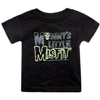 Misfits Glow-In-The-Dark Kids T-Shirt - Mommys Little Misfit