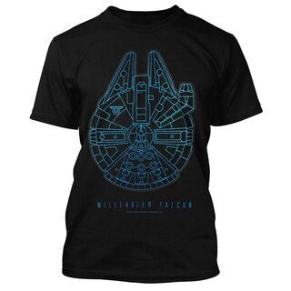 Star Wars T-Shirt - Millenium Falcon
