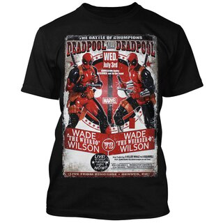 Deadpool T-Shirt - Deadpool Kills Deadpool