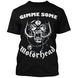 Motorhead T-Shirt - Gimme Some