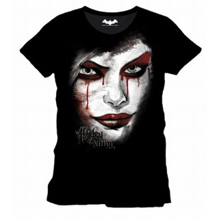 Batman T-Shirt - Harley Quinn Face