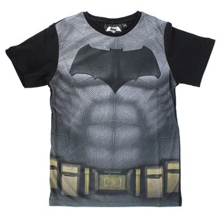 Batman vs. Superman Kinder T-Shirt - Bat Costume