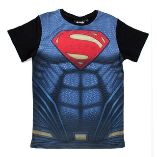 Batman vs. Superman Kinder T-Shirt - Super Costume