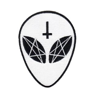 Killstar Iron-On Patch - Earthlings