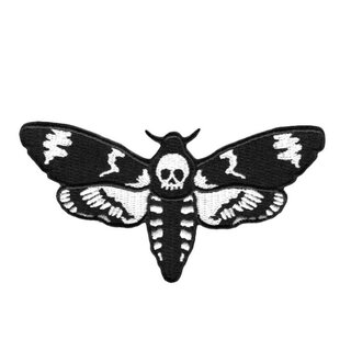 Killstar Iron-On Patch - Moth