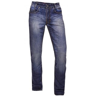 King Kerosin Kevlar Jeans Hose - Speedhawk DP Double...