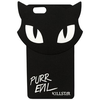 Killstar iPhone 6+ Handyhülle - Purr Evil