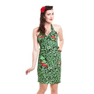 Batman Pencil Dress - Poison Ivy