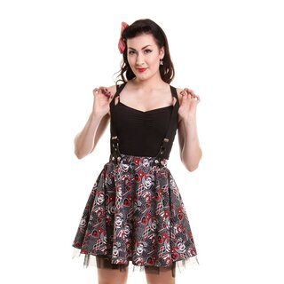 Batman Swing Skirt - HaHa Harley Quinn