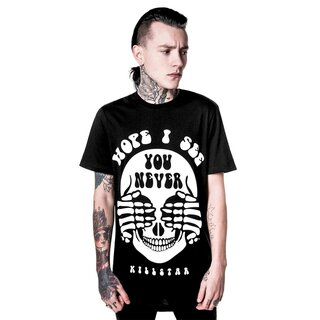 Killstar T-Shirt - See You Never