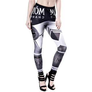 Killstar Leggings - Champagne