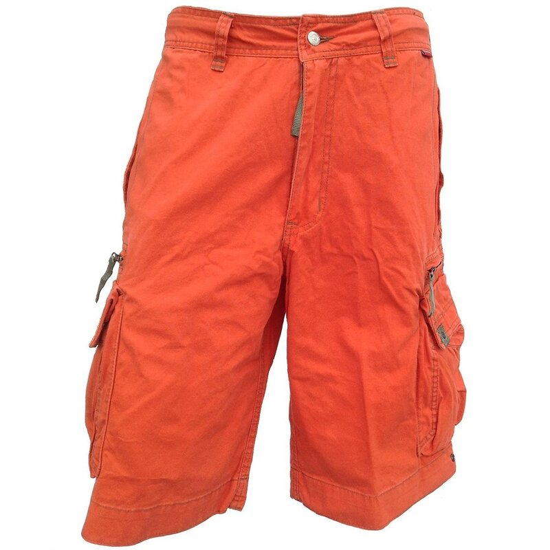 ca831671f2 Molecule Cargo Shorts - Beach Bumpers Orange, € 59,90