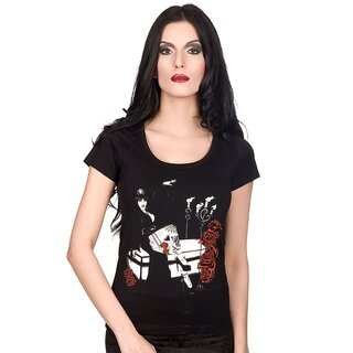Lovelezz Damen T-Shirt - Elviza