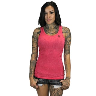 Sullen Angels Tank Top - Standard Issue Pink