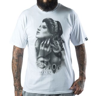 Sullen Art Collective T-Shirt - Vero Weiß