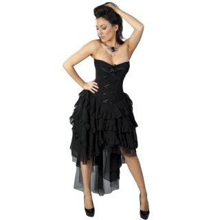 Burleska Korsett Kleid - Isabella Brocade Rot, € 104,90 d9447c971d