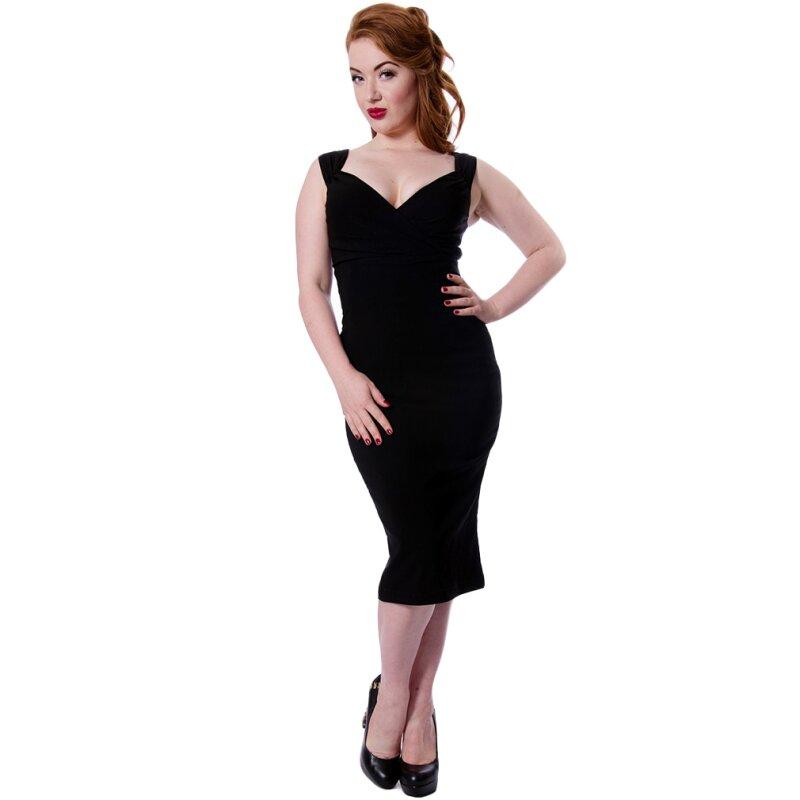 Steady clothing bleistiftkleid diva dress schwarz 79 90 for Diva attire