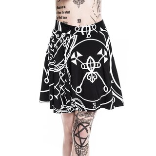 Killstar Skater Skirt - Sigil
