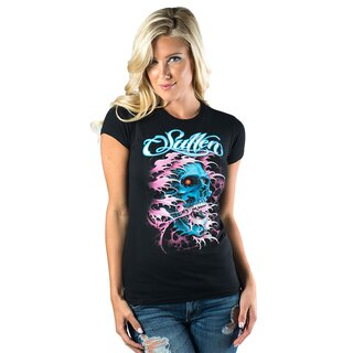 Sullen Angels Girlie T-Shirt - Aaron Bell