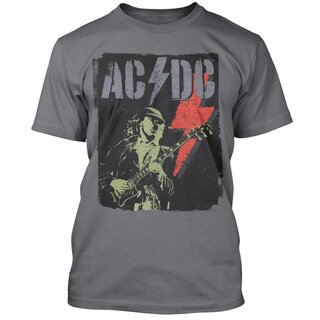 AC/DC T-Shirt - Angus Flash