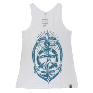 Archetype Apparel Tank Top - Anchor