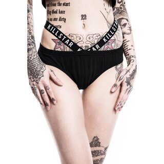 Killstar Panty - Rise N Rule Cut-Out