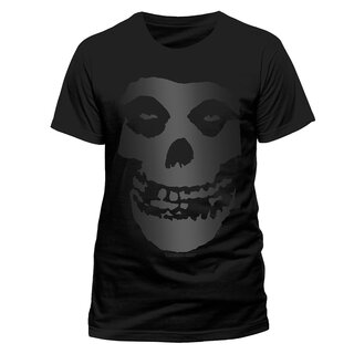 Misfits T-Shirt - Black On Black