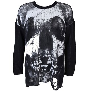 Iron Fist Jumper - Loose Tooth Torn Sweater