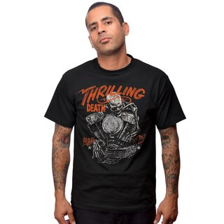 Steady Clothing T-Shirt - Thrilling Death