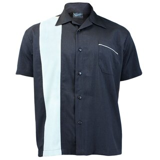 Steady Clothing Vintage Bowling Shirt - Single Poplin